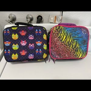 Other - Set of two super cute kids' lunch bags